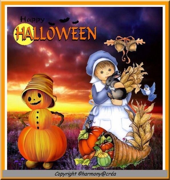 ma créa halloween