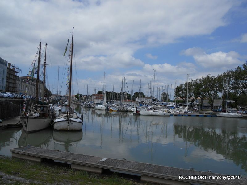 Le port de plaisance rochefort - Port de plaisance de rochefort ...